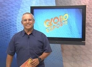 Veja o Globo Esporte AM desta sexta-feira (11) - Matérias sobre o projeto free soccer; competição de futsal; treino da seleção amazonense de ginástica;