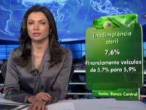 Famílias brasileiras têm maior taxa de inadimplência em contas desde dezembro de 2009 - Em abril, o percentual de contas em atraso ficou em 7,6 %, no Brasil. Os atrasos nos financiamentos de veículos bateram o recorde.