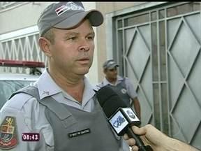 Policial indica os cuidados que devem ser tomados ao chegar em casa - Imagens mostram como os bandidos chegaram à casa do empresário