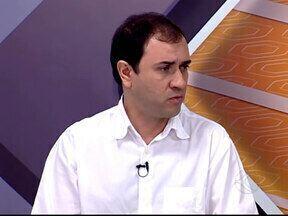 Presidente do Uberlândia fala sobre participação na Taça Minas - Clube promove campanha para arrecadar dinheiro