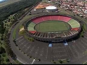 Estádio Parque do Sabiá comemora 30 anos de muita história - Estádio em Uberlândia é o maior do interior