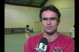 Paraíba tem representantes na Taça Brasil de Clubes de Futsal - Associação Atlética São Bento, time de Campina Grande, é quem vai representar o estado na competição que acontece próxima semana, em Roraima.