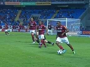 Após liderar `roubadas` de bola nos últimos 5 anos, Flamengo é o 2º pior neste Brasileiro - Com a saída de Willians, que liderava esses números no rubro-negro, clube caiu para vice-lanterna desse fundamento nas 4 primeiras rodadas da competição.