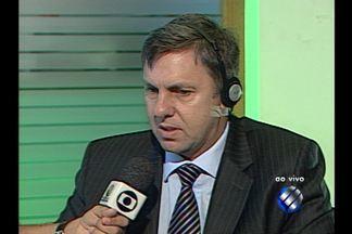 Procurador-geral do STJD fala sobre Série C - Dr. Paulo Schmitt deu entrevista exclusiva ao Globo Esporte