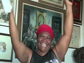 """Vídeo de Marilene Jesus para concurso """"A empregada mais cheia de charme do Brasil"""" - Vídeo de Marilene Jesus, de Salvador, Bahia, para o Concurso """"A empregada mais cheia de charme do Brasil"""", do Fantástico."""