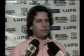Treze rejeita proposta da CBF para jogar a Série D do Campeonato Brasileiro - Proposta da CBF foi analisada pelo Conselho Deliberativo do time, que por unanimidade escolheu continuar com ação na justiça comum.