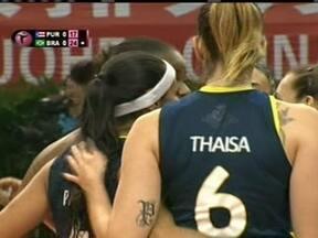 Brasil vence Porto Rico por 3 sets a zero pelo Grand Prix de Vôlei Feminino - Brasileiras não tiveram dificuldade para vencer portoriquenhas.