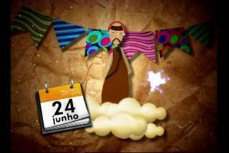 Saiba mais sobre o principal Santo Junino: São João - Conheça porque este santo é tido como o principal das festas juninas e como funcionam as simbatias endereçadas à ele.