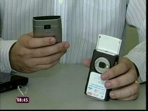 """André Rodrigues inventa celular que também é maquina de cartão - André Rodrigues criou uma ferramenta capaz de transformar um celular em uma """"maquinha de débito ou crédito """"."""
