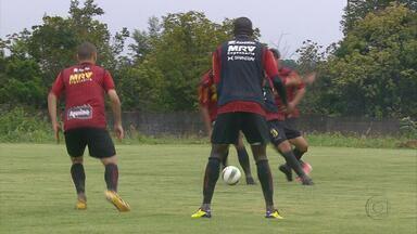 Técnico do Sport coloca fim às improvisações - Mancini já armou time para jogo contra o Coritiba