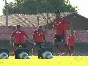 Atlético-GO quer reação no Brasileiro, diante do Flamengo - Duelo contra o Rubro-Negro Carioca traz boas recordações ao Dragão.
