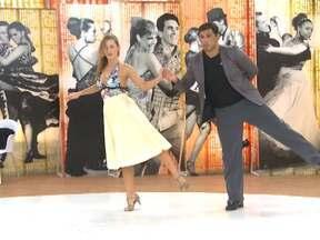 Dança dos Famosos - Bastidores da Semana Repescagem - Veja como Pecoraro, Minotauro, Kadu, Sthefany, Gaby e Fernanda Motta se saíram durante os ensaios do Foxtrot