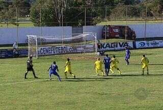 Cene perde de virada para o Aquidauanense na semifinal do estadual sub-18 - A equipe sub-18 do Cene perdeu de virada no jogo de ida da semifinal do estadual, contra o Aquidauanense.