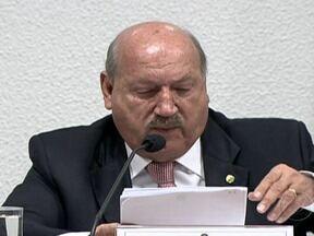 Comissão que estuda mudanças no Código Florestal apresenta relatório no Congresso - O texto não agradou nem os ruralistas nem os ambientalistas. Pontos importantes foram alterados na medida provisória pelo relator, o senador Luís Henrique.