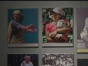 Guga entra para o Hall da Fama dos tênis nos Estados Unidos - Ídolo brasileiro ganha um espaço especial no Salão da Fama.