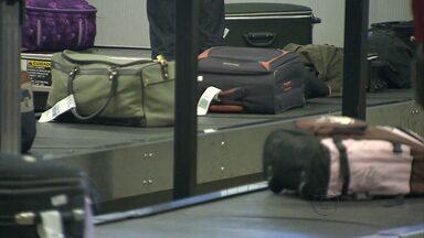 Viagem de férias pode se tornar trabalhosa sem alguns cuidados - Passeio pode se transformar em pesadelo quando a bagagem não chega do jeito que foi despachada.