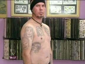 Fã de Xuxa tem 10 tatuagens da apresentadora pelo corpo - Tatuagens em 3D: conheça a técnica que está fazendo sucesso no país