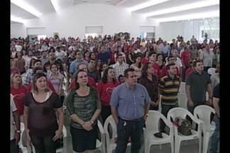 Primeira Igreja Batista de João Pessoa reúne casais em evento - Fortalecimento do casamento e valores da família foram principais temas do evento.