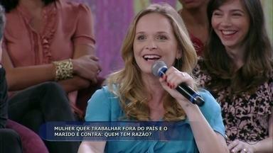 Fernanda Rodrigues conta que viajou o mundo inteiro por causa dos namorados - A atriz aproveita para estudar e conhecer novas culturas