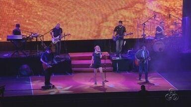 Kid Abelha relembra anos 80 em show para 4 mil pessoas em Manaus - Hits como 'Fixação' e 'Te Amo Pra Sempre' foram ecoados pela plateia.