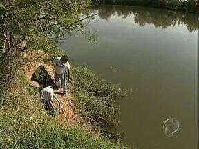 Grupo dá bom exemplo em defesa do ambiente - Foi uma caçada ao inimigo do Rio Tibagi, o lixo, na região de Jataizinho, no Norte do Paraná