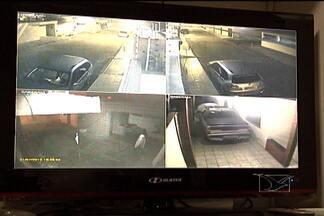Câmeras de monitoramento têm sido equipamento de segurança privada mais procurados - Os equipamentos ajudam a identificar criminosos.