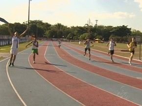 Alunos-atletas do atletismo se destacam nos Jogos Escolares do Amazonas (JEA's) - Jogos envolvem diversas modalidades esportivas, com alunos-atletas de todo o Amazonas