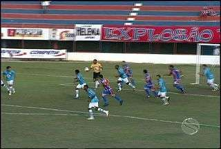 Itabaiana e CSA empatam pelo Campeonato Brasileiro da série D - Sem gols, o tricolor sergipano praticamente está eliminado da competição e não passará para a segunda fase da competição. O jogo foi realizado em Itabaiana.