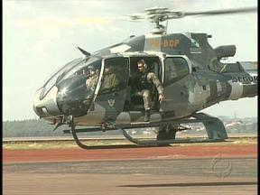 Operação Ágata reforça fiscalização na fronteira - Operação levou mais homens da Polícia Federal, do Exército e da Receita Federal a fronteira.
