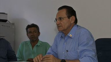 Candidato à prefeitura de Fortaleza Valdeci Cunha apresenta propostas de campanha - CETV mostra o dia a dia dos candidatos a partir desta segunda-feira (6).