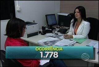 Só este ano Sergipe registrou mais de 170 casos contra as mulheres - Mulher foi atacada pelo ex-companheiro, com quem conviveu por 4 anos.