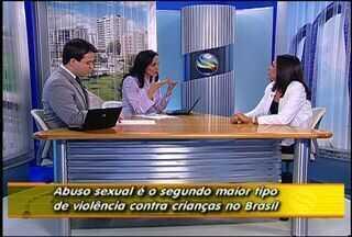 Casos de abuso sexual estão em 2º lugar no ranking de violência em Aracaju (SE) - Segundo a Delegacia de Atendimento a Grupos Vulneráveis, do inicio do ano até agora já foram instaurados 158 inquéritos de abusos sexuais contra crianças e adolescentes. O abuso é o segundo maior tipo de violência contra crianças no Brasil.