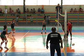 Açailândia vence o Educator no vôlei - Equipe do interior segue avançando na fase final dos JEMs