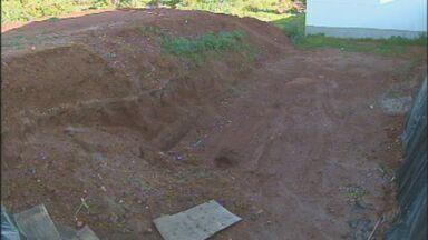 Especialista dá orientação sobre remoção de terra em terrenos - Especialista dá orientação sobre remoção de terra em terrenos.