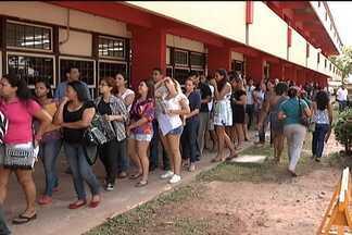 Estudantes aprovados no SISU começam a fazer matrículas na UFMA - O prazo terminaria nesta terça-feira (7), mas foi prorrogado até sexta-feira (10).