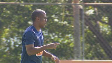 Borges vai reencontrar o Santos, nesta quarta-feira - Atacante, que está no Cruzeiro, vai reencontrar o time pelo qual foi artilheiro do Brasileirão.