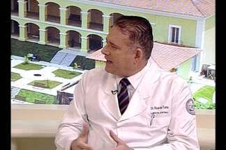 Quadro Fala Saúde traz informações sobre a andropausa - O entrevistado para falar do assunto é o médico urologista Ricardo Tuma.