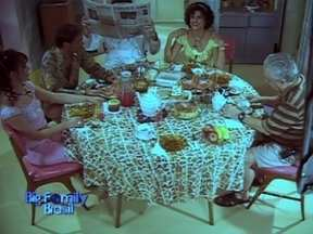 Revirando o Baú: A Grande Família já abrigou um reality show - Foi o Big Family Brasil, em 2002