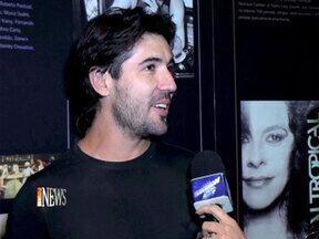 Vídeo Show News: Reestreia da peça 'A Partilha', de Miguel Falabella - Vários famosos foram conferir!