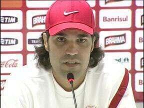 Fernandão dribla incertezas e se firma como técnico do Inter - Treinador recebe a confiana da torcida com os bons resultados.