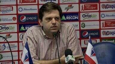 `Primeiro temos que ver a situação financeira do Fortaleza`, Daniel Frota sobre Rogerinho - Ex-Ceará pode ir para o tricolor.