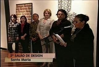 A premiação do Salão de Design - Entrega dos prêmios aconteceu ontem à noite