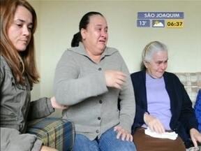 Mãe de Joinville reconhece filha que entregou para adoção há mais de duas décadas - Mulher reconheceu filha por meio de reportagem.