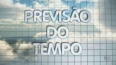 Veja a previsão do tempo deste sábado (18) na região de Campinas - Veja a previsão do tempo deste sábado (18) na região de Campinas.