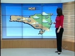 Confira a previsão do tempo para o fim de semana - Deve haver pouca mudança em relação aos últimos dias.