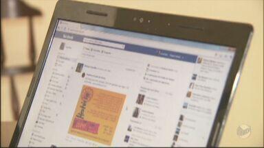Exposição na internet precisa de cuidados - Isso pode trazer riscos para própria segurança.