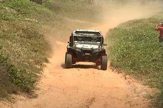 Etapa classificatória do Rally dos Sertões é iniciada - Competidores maranhenses buscam boa largada