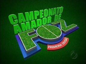 Conheça um dos personagens que vão movimentar o Campeonato Amador - Domingo tem mais uma rodada