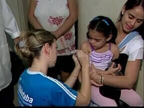 Começa campanha de multivacinação em Uberaba e Ituiutaba, MG - Crianças com até 5 anos de idade precisam atualizar o cartão de vacinas. As vacinas estarão disponíveis nos postos até o dia 24 de agosto.