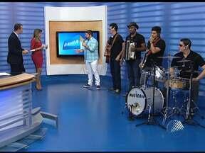 Cantor Daniel Vieira é o convidado do programa deste sábado - Sertanejo canta hits da carreira e fala sobre gravações do novo CD.